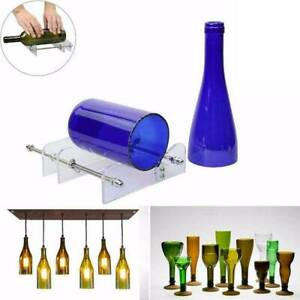 DIY Glass Bottle Cutter Beer Wine Jar Cutting Machine Craft Recycle Tool Kit