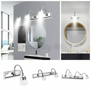 3W/6W/9W LED Bathroom Vanity Light Mirror Front Light Makeup Wall Lamp  M T