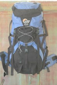 lowe alpine sirocco nd 70 15 back pack climbing mountaineering packing small $65.00