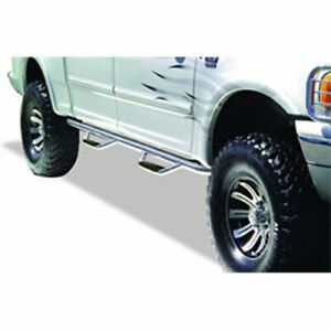 Go Rhino D24156PS Dominator D2 SideSteps 2015-16 Ford F-150 SuperCab Polished St