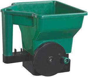 LANDSCAPERS SLECT HYG 03D EASY HAND HELD BROADCAST GRASS SEED SPREADER 6777445 $10.49