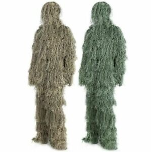Ghillie Suit Secretive Hunting Shooting Clothes Sniper Suits Camouflage Clothing