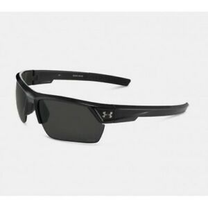 Under Armour 8600051 000100 Igniter 2.0 Black Gray MD LG Golf Sport Sunglasses $89.99