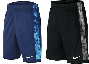 New Nike Boys Dri FIT Printed Trophy Shorts Choose Size and Color $14.99