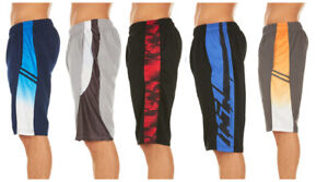 5 Pack: Assorted Men#x27;s Active Athletic Performance Shorts $29.99