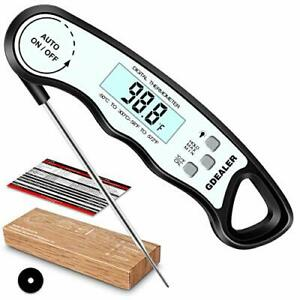 US Digital Food Cooking Thermometer Thermoworks Thermopop Instant Read Fast