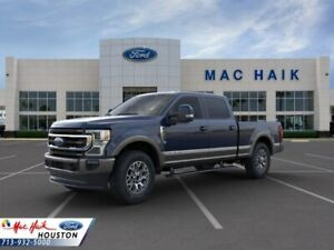 2020 Ford F-250 King Ranch 2020 Ford Super Duty F-250 SRW King Ranch 5 Miles Blue Jeans Crew Cab Pickup Int