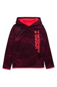 New Under Armour Boys' Armour Fleece Novelty Hoodie Size XL MSRP $45.00 $24.99
