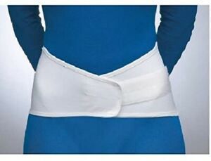 FLA LARGE Sacral Iliac Back Lumbar Support With Compression Pad 7quot; Brace $24.99