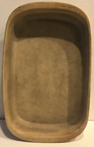 The Pampered Chef Family Heritage Stoneware Baking Casserole Dish Lasagna