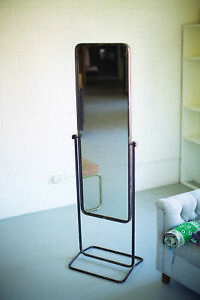 GwG Outlet Tall Metal Framed Floor Mirror CLL2399