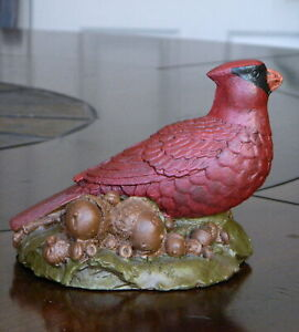 *Tom Clark Cairn Studio Style 23 Cardinal by Jim Palmer Jr. Edition #20