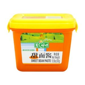 Sweet Bean Paste 300g Chinese Food Sauce  葱伴侣甜面酱 300克  Free shipping in the US