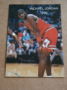 1989 Basketball #2 Michael Jordan Chicago Bulls We Combine Shipping