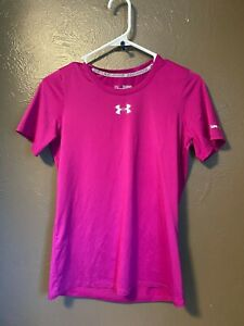 UNDER ARMOUR FITTED SHIRT KIDS YOUTH SIZE XL $6.99