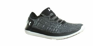 Under Armour Womens Slingride 2 Black Running Shoes Size 9 1311405 $46.99