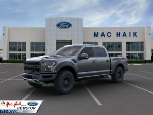2020 Ford F-150 Raptor 2020 Ford F-150 Raptor 5 Miles Magnetic Crew Cab Pickup Twin Turbo Regular Unlea