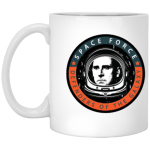 US Space Force Mark Naird Coffee Mug $14.95