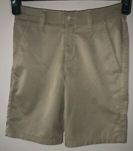 UNDER ARMOUR UA Loose Golf Shorts Size 12 Beige 1330516 $4.99
