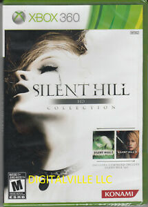 Silent Hill HD Collection Xbox 360 Brand New Factory Sealed