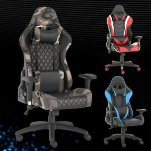Computer Gaming Chair High back Chairs Executive Swivel Racing Office Furniture $169.99