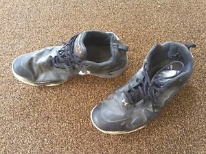 Used Mens Under Armour Anatomix Basketball Shoes Well Worn Sz 15 $9.99