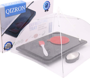 Defrosting Tray Fast Thawing Plate Board The Safest Way Natural ECO Rapid Thaw