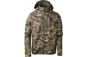 Cabela#x27;s Under Armour Men#x27;s Ridge Reaper Forest Water amp; Windproof Hunting Jacket