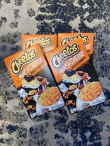 Cheetos Mac 'n Cheese Bold & Cheesy 5.9 Oz Brand New! LOT OF 4 SOLD OUT
