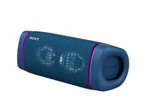 Sony SRS XB33 EXTRA BASS Wireless Portable Bluetooth Speaker SRSXB33 L Blue $72.99