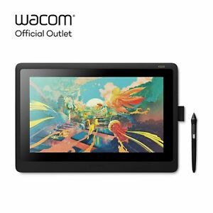 Used Wacom Cintiq 16 15.6quot; drawing tablet with HD Screen