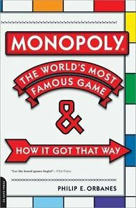 Monopoly: The World#x27;s Most Famous Game $6.49