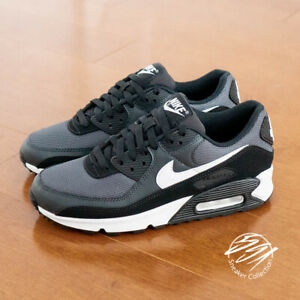 Nike Air Max 90 Iron Grey White Smoke Grey Running Shoe Men CN8490 002 $109.99