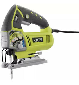 Ryobi 4.8 Amp Corded Variable Speed Orbital Jig Saw 600 3000 min Reconditioned