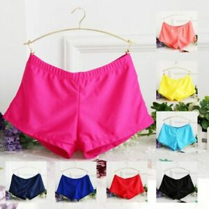 BOXER GIRLS LADIES SPORTS amp;UNDER FOR COTTON SKIRT STRETCHY SHORTS SCHOOL $4.31