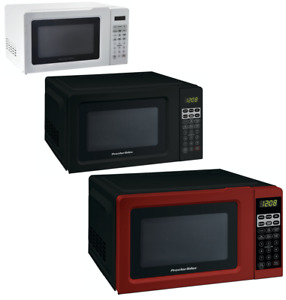 Digital Countertop Microwave Oven 0.7 cu ft 700W Kitchen Home Office Appliance $49.53