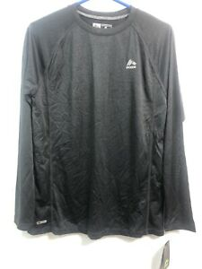 RBX X Dri Shirt Long Sleeve Gray Size Small New With Tags $6.97