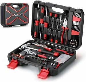 128 Piece Home Repair Tool Set Tool Sets for Homeowners General Household Hand