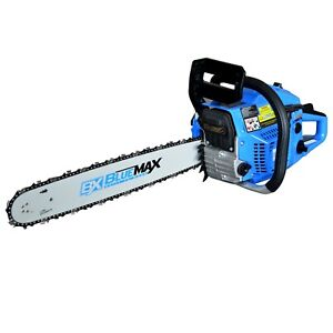 18quot; 45cc Heavy Duty Gas Chainsaw Professional Chain and Bar Refurbished $99.95