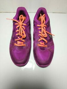NIKE Purple Training Move Fit Sneakers Womens Size 8.5 $22.00