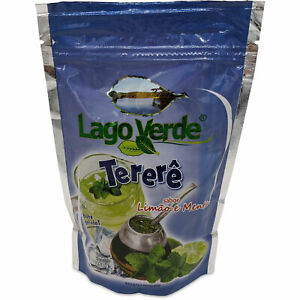 Lago Verde Terere Flavored with Lemon and Mint