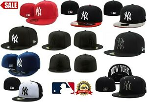 New York Yankees New Era 59FIFTY Fitted Cap 5950 MLB Official Special colors