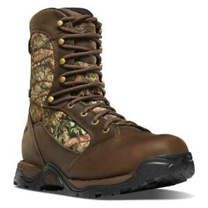 Danner Mens 8quot; Pronghorn GTX 800G Waterproof work Boots camo camouflage hunting