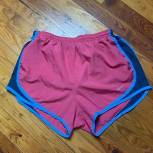 Nike Running Shorts Small Pink Blue $16.99