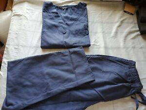 Just Love Women#x27;s Scrub Sets Medical Scrubs Navy Size XS