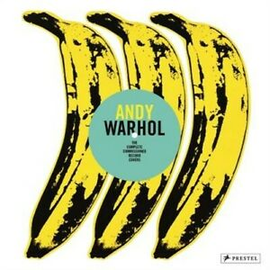 Andy Warhol: The Complete Commissioned Record Covers Hardback or Cased Book $41.65