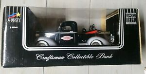Liberty Classics 1939 Chevy Pickup Truck Craftsman Die Cast Bank LIMITED EDITION $48.99
