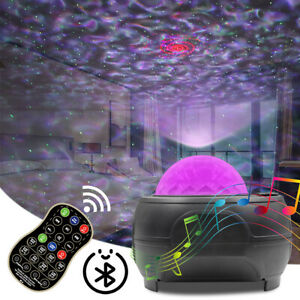LED Starry Sky Projector Lamp Night Light Galaxy Starry Christmas Xmas Gift $25.98