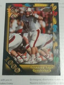 1991 browning nagle wild card 1000 stripe. $25.00