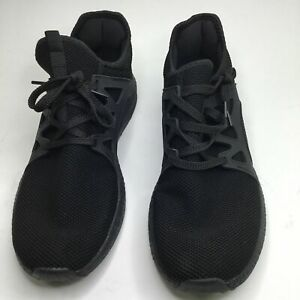 Mens Running Shoes Black Size 11 WORN ONCE $15.00